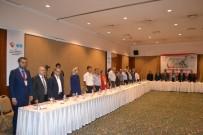EVLİLİK ÖNCESİ EĞİTİM - Erzurum'da Evlilik Öncesi Eğitim Tanıtım Ve Yaygınlaştırma Programı İstişare Toplantısı