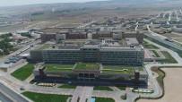 RUH SAĞLIĞI - Eskişehir Şehir Hastanesinin İnşaatı Tamamlandı