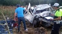 Feci Kaza Açıklaması 3 Ölü, 2 Yaralı