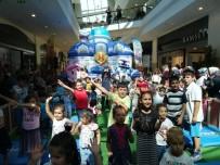 EĞLENCE MERKEZİ - Forum Erzurum'un Minik Misafirleri Robocar Poli'yle Eğlendi!