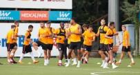 FLORYA - Galatasaray'da Kasımpaşa Mesaisi Sürdü