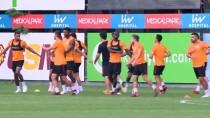 FLORYA - Galatasaray, Kasımpaşa Maçı Hazırlıklarına Devam Etti