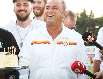 Galatasaray Teknik Direktörü Fatih Terim'den önemli açıklamalar