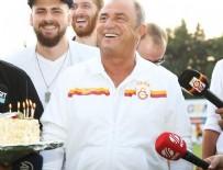 KULÜPLER BİRLİĞİ - Galatasaray Teknik Direktörü Fatih Terim'den önemli açıklamalar