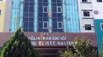 İSKELE ÇÖKTÜ - Gaziantep'te Boya İskelesi Çöktü