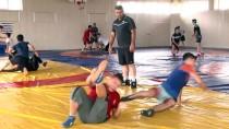 Genç Güreşçinin Hedefi Altın Madalya