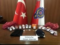 Günlerdir Aranan Maskeli Hırsızlık Şüphelisi Polisten Kaçamadı