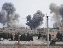 REJIM - İdlib'e hava saldırısı