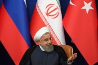 TERÖRIZM - İran Cumhurbaşkanı Ruhani Açıklaması 'ABD, Suriye'de Bulundukça Kalıcı Barış Sağlanamaz'