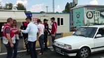 POLİS HELİKOPTERİ - İstanbul'da 'Kurt Kapanı 23' Uygulaması