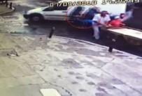 KAÇıŞ - İstanbul'da silahlı banka soygunu