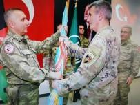 KABİL BÜYÜKELÇİSİ - Kabil Eğitim Yardım Danışma Komutanı Tuğgeneral Aydın Görevini Albay Gülen'e Devretti