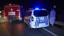 OKMEYDANı - Kağıthane'de Trafik Kazası Açıklaması 1 Yaralı