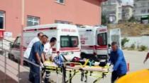 Kırıkkale'de Otomobil Uçuruma Devrildi Açıklaması 2 Ölü
