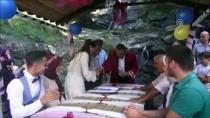 AHMET TEKIN - Kızlarının Nikah Töreninde Yeniden Evlendiler