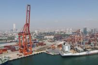 ARAÇ SAYISI - Mersin Limanı'nda Yük Trafiği 2,9 Milyon Tona Yükseldi