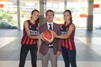 TURGAY ŞIRIN - Milli Takıma Turgutlu Belediyespor'dan 2 Genç Oyuncu