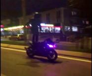 Motosikletle Ölüme Meydan Okudu