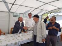 Niğde Belediyesi Hizmet Çadırı Efendibey Mahallesi'nde