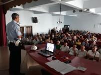 TRAFİK POLİSİ - Öğretmenlere Trafik Eğitimi
