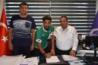 MUSTAFA YıLDıRıM - Salihli Belediyespor, Ayvaz Koç'u Renklerine Bağladı