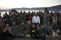 Sandıklı'da Geleneksel Sportif Sazan Balığı Yakalama Yarışması Düzenlendi