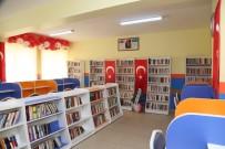 Şehitlerin Adı Kütüphanelerde Yaşatılacak
