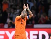 WESLEY SNEIJDER - Sneijder veda etti