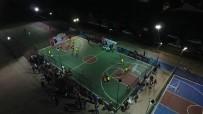 KAZıM KURT - Sokak Basketbolu Turnuvası Sona Erdi