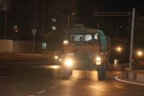 ASKERİ KONVOY - Suriye'ye Askeri Sevkıyat