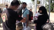 Suriyelilerin Türkiye'ye Dönüşleri Devam Ediyor