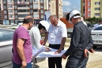 ŞAFAK BAŞA - TESKİ Genel Müdürü Başa, Yatırımları Yerinde İnceledi