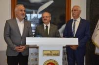 ESKİŞEHİR VALİSİ - Türk Kızılayı Göç Dalgasına Karşı Tedbirli