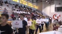 ÇANAKKALE SAVAŞı - Türkiye Ferdi Halter Şampiyonası