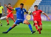 KıBRıS - Türkiye, Güney Kıbrıs'ı 4-0 Yendi