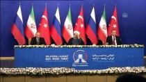 VLADIMIR PUTIN - Türkiye-Rusya-İran Üçlü Zirvesi