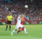 UEFA Uluslar B Ligi Açıklaması Türkiye Açıklaması 1 - Rusya Açıklaması 1 (İlk Yarı)