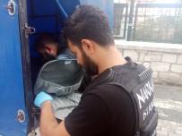 POLİS HELİKOPTERİ - Üsküdar'da NARKOTİM'lerden Uyuşturucu Operasyonu