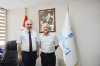 ŞAFAK BAŞA - Vali Yardımcısı Gürsoy'dan, Başa'ya Veda Ziyareti