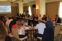 PEYAMİ BATTAL - Van'da '14. Veteriner Fakültesi Dekanlar Konseyi' Toplantısı
