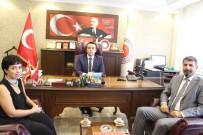 ADALET SARAYI - Yeşilboğaz Açıklaması 'Anamur'a Yeni Adalet Sarayı Şart'