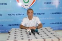 FUTBOL TAKIMI - Yeşilyurt Belediyespor Teknik Direktörü Palancı Açıklaması