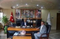 MEHMET YıLDıRıM - Yıldırım'dan Başkan Yaman'a Ziyaret