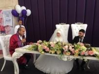 NİKAH TÖRENİ - 26 Çift Toplu Nikah Töreniyle Dünya Evine Girdi
