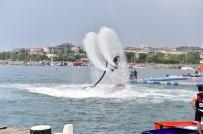YÜZME YARIŞI - 4. Uluslararası Su Sporları Festivali Başladı