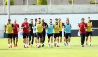 LUCESCU - A Milli Futbol Takımı Trabzon'da Çalıştı