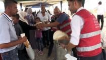 Adıyaman'daki Çadır Kentten Ayrılan Suriyeliler Kilis'e Ulaştı