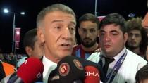 AHMET AĞAOĞLU - Ahmet Ağaoğlu Açıklaması 'Burak Beni Çok Üzdü'