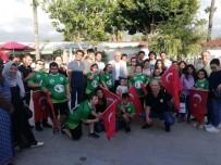 AIESEC Topluluğu Öğrencileri İskenderun'da Down Sendromlu Çocuklarla Buluştu