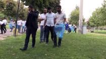 AK Parti'li Gençlerden Temizlik Seferberliği